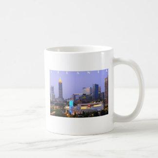 Atlanta Skyline (1) Classic White Coffee Mug