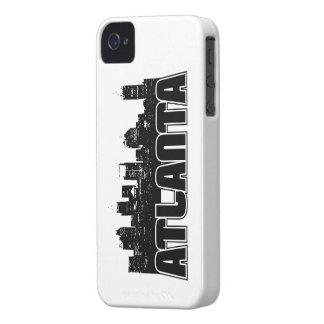 Atlanta Skyline Case-Mate iPhone 4 Case
