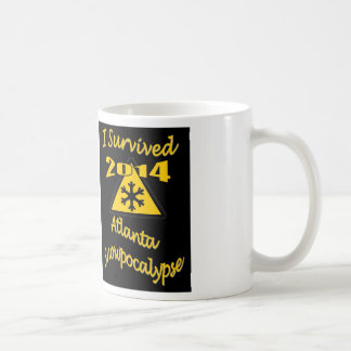 Atlanta Snowpocalypse Coffee Mug