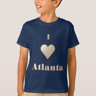 Atlanta -- Steel Tan T-Shirt