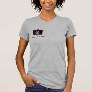 Atlanta Stomping Out Breast Cancer for 3 Day T-Shirt