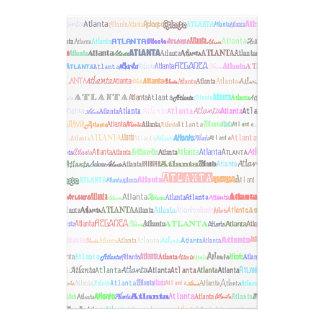 Atlanta Text Design II Stationery