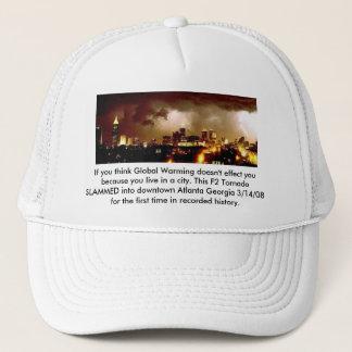 Atlanta Tornado Trucker Hat
