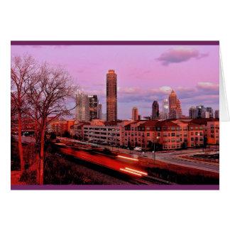 Atlanta Train Card