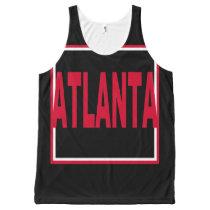 Atlanta Unisex Tank