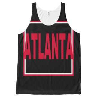 Atlanta Unisex Tank All-Over Print Tank Top