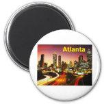 Atlanta (USA) (St.K) Fridge Magnets