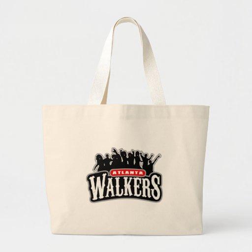 Atlanta Walkers Jumbo Tote Bag