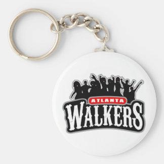 Atlanta Walkers Keychains