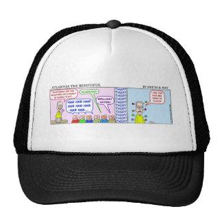 Atlantea david letterman sarah palin trucker hat