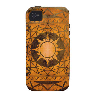 Atlantean Crafts Copper on Bronze iPhone 4/4S Cover