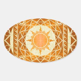 Atlantean Crafts Copper on Parchment Stickers