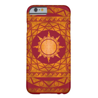 Atlantean Crafts Copper on Red iPhone 6 Case