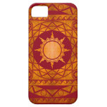 Atlantean Crafts Copper on Red iPhone 5 Cases