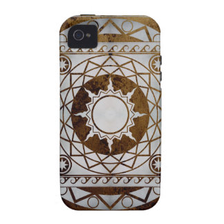 Atlantean Crafts Silver on Bronze iPhone 4 Covers