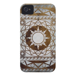 Atlantean Crafts Silver on Bronze iPhone 4 Case