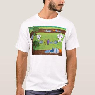 Atlantean racing 11,000 B.C..JPG T-Shirt