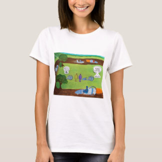 Atlantean racing 11,000 B.C..JPG T-Shirt