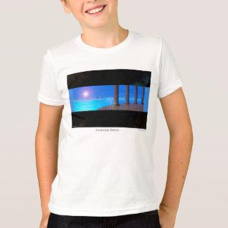 Atlantean Temple - Kid's T-Shirt