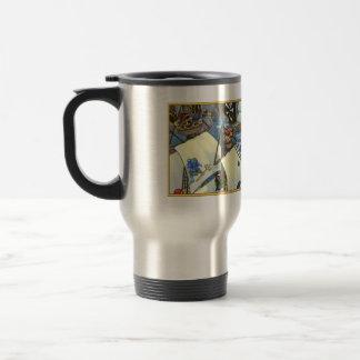 Atlantean Travel Mug