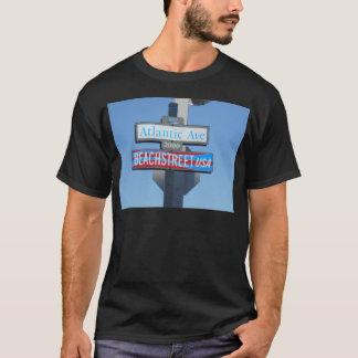 Atlantic Avenue, Virginia Beach, Virginia T-Shirt