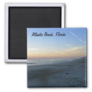 Atlantic Beach Florida Photo Magnet Sunrise