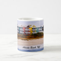 Atlantic Beach, NC Coffee Mug