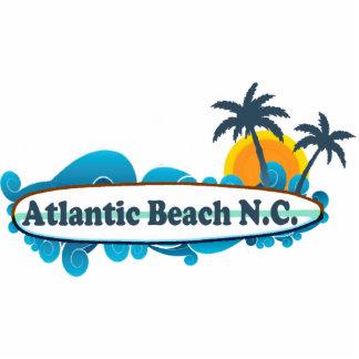 Atlantic Beach. Cut Out
