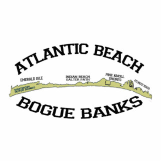 Atlantic Beach. Photo Sculptures