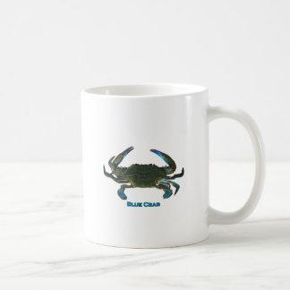 Atlantic Blue Crab Logo Coffee Mug