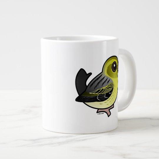 Atlantic Canary Large Coffee Mug