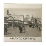Atlantic City 1922 Azulejo Cerámica