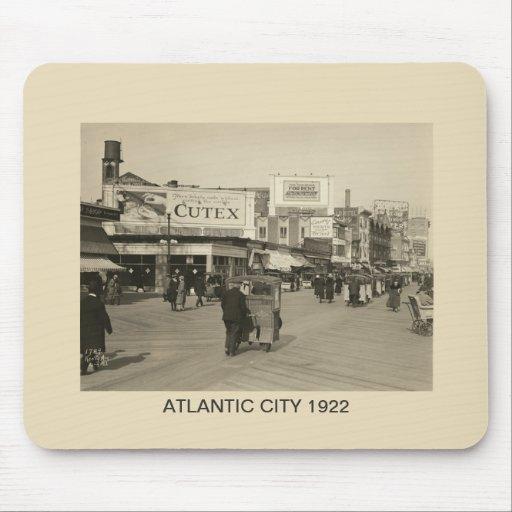 Atlantic City 1922 Tapete De Ratón