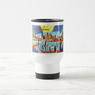Atlantic City 2 New Jersey NJ Vintage Travel - Travel Mug