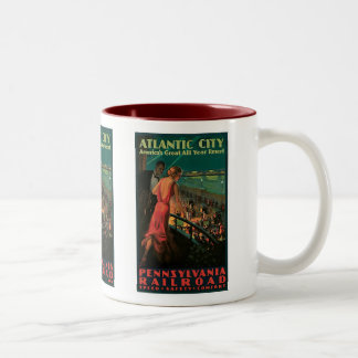 Atlantic City ~ All Year Resort Mug