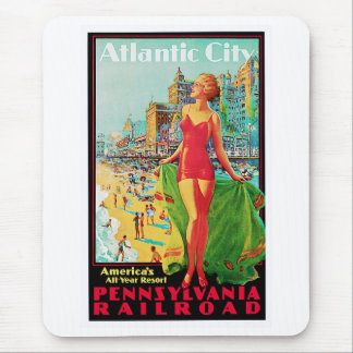 Atlantic City ~ America's All Year Playground Mouse Pad