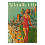 Atlantic City - America's All Year Resort Greeting Card
