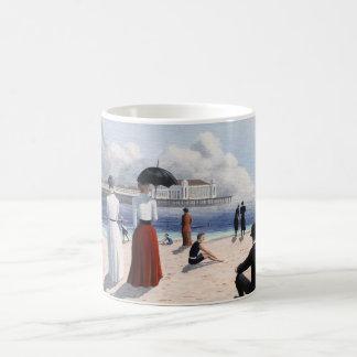 Atlantic City Beach Mug