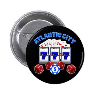 ATLANTIC CITY PIN