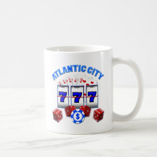 ATLANTIC CITY COFFEE MUG