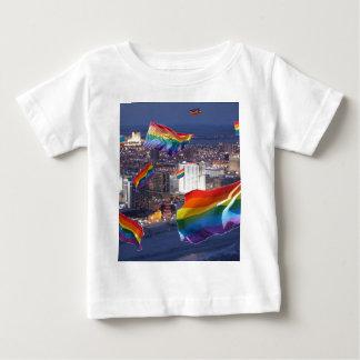 Atlantic City Flying Pride Baby T-Shirt