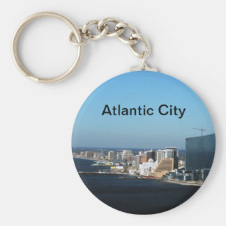 Atlantic City Keychain