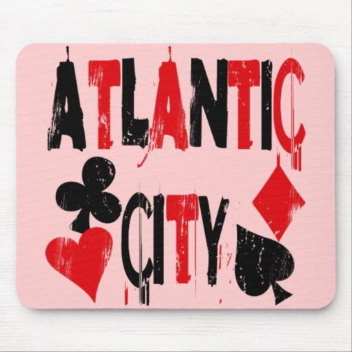 Atlantic City Mouse Pad