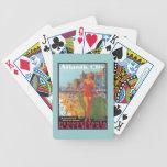Atlantic City, New Jersey Baraja Cartas De Poker