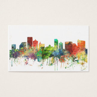 Atlantic City, New Jersey - Business Cards