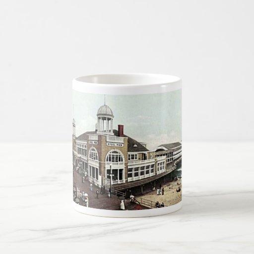 Atlantic City, New Jersey Classic White Coffee Mug