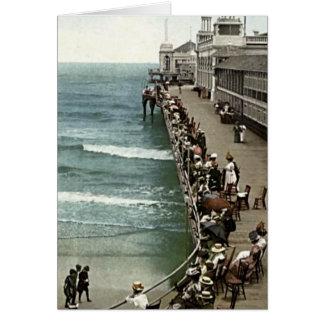 Atlantic City, New Jersey Greeting Card