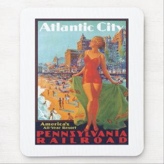 Atlantic City, New Jersey Mousepads