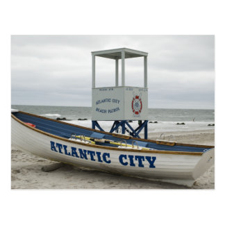 Atlantic City, New Jersey Postcard