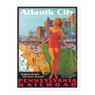 Atlantic City,New Jersey Postcard